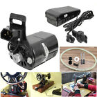 220V 180W 0.9A Black Domestic Household Sewing Machine Motor + Pedal Controller