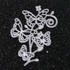 Metal Butterfly Cutting Dies Stencil DIY Scrapbooking Embossing Paper Card Decor