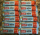 Clif Whey Protein Bars Peanut Butter & Chocolate Lot of 12  BBD 12/17 +
