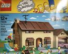 Lego The Simpsons House 71006 NEW No Box Sealed Bags