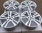 SET OF FOUR 4 18 x75 WHEELS RIMS fits NISSAN MAXIMA ALTIMA SILVER brand new