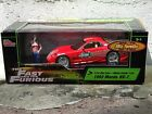 Racing Champions Fast & The Furious 1993 Mazda RX-7 Mia's 1:24 Scale Diecast Car