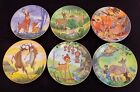 Set Of 6-Disney Collection-Bambi-First Edition Series-Limited-Decorative Plates
