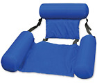 Poolmaster Water Pool Chair Float Lounger Recline Inflatable Comfort Outdoor New