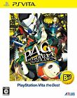 Persona 4 the Golden Playstation R Vita the Best New A