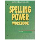 Spelling Power Grade 8 By McGraw Hill