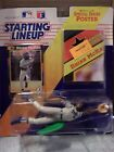 1992 STARTING LINEUP BRIAN MCRAE ROYALS, Includes Super Star Poster From Kenner