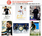 2015-16 INTER MILAN Series2 Sealed Box LOOK FOR JERSEY PATCH AUTO JAPAN ONLY