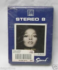Diana Ross New Sealed 8 Track Motown M7 861HT