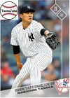 Topps Announces Plans for First Masahiro Tanaka Yankees Cards 12
