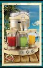 Margaritaville Tahiti Frozen Drink / Concoction Maker (3 Blenders) NEW,  DM3000
