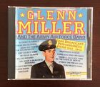 GLENN MILLER & the Army Air Force Band - Rare Broadcast 1943-1944 CD