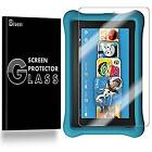 Amazon Fire 7 Kids 5th Gen 2 PACK BISEN Tempered Glass Screen Protector