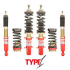 FUNCTION AND FORM F2 TYPE 1 COILOVERS ADJUSTABLE FOR VW JETTA GOLF MK4 2000-2005