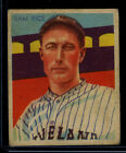 1934-36 Diamond Stars Baseball Cards 16
