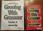 JacKris Publishings Growing With Grammar Level 4 Student Manual
