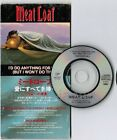 MEAT LOAF I'd Do Anything For Love JAPAN 3