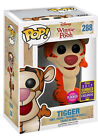 Funko POP Disney Winnie The Pooh Tigger Flocked SDCC Summer Convention Exclusive