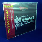SAXON: Burrn Presents The Best Of Saxon (RARE OOP 1998 JAPAN ONLY CD TOCP-50497)