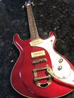 Jay Turser Mosman Guitar in Red Sparkle