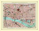 London Central, East End and River Thames 1908: 16