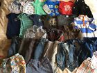 28 Piece Baby Boy Clothes Lot 12 18 Months Summer Fall Outfits