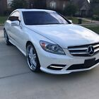 2011 Mercedes-Benz CL-Class CL550 4MATIC for $34500 dollars