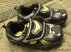 Boys Luminators Sketchers Sz 10 Toddler Green Light Up New With Tags Shoes