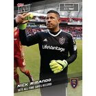2017 Topps Now MLS Soccer Cards 8