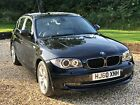 LARGER PHOTOS: BMW 1 Series 2.0 118d SE 5dr *VERY LOW MILES*
