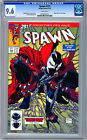 SPAWN #231 CGC 9.6 *SPIDER-MAN #1 HOMAGE COVER* MCFARLANE STORY