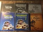 Abeka 7th Grade Language Series Literature Spelling Grammer and Composition SE