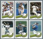 2016 Topps Throwback Thursday Baseball Set #27 1979-80 BKB Design - David Ortiz