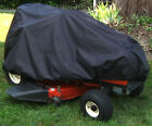 55 Lawn Tractor Mower Cover Weather UV Protection Fits Up To Deck VP