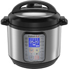 Instant Pot DUO Plus 6 Qt  9-in-1 Multi- Use Programmable Pressure Cooker, Slow