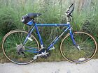 TERRY CLASSIC WOMENS 27 SPEED BLUE TOURING BIKE Bicycle