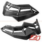 2017-2019 Z900 Lower Oil Guard Bottom Belly Pan Panel Fairing Cowl Carbon Fiber