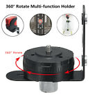 360°Rotate Disc Magnet Adsorb L-Bracket Tripod Conversion Head For Laser Level