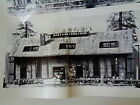 FINE SCALE MINIATURES FSM - 2 STALL ENGINE HOUSE #135  -1:87 SCALE- HO - NOS