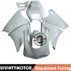DIV Fit Ducati 748 916 996 998 Unpainted Track Fairing Bodywork Kit Cover