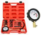 DirectIndirect Diesel Engine Cylinder Compression Pressure Tester Gauge 1000psi