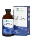 Green Pasture Blue Ice Fermented Cod Liver Oil Unflavored 8 fl oz 237 ml