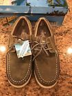 New Mens Margaritaville Boat Shoes Size 13 Palm Style