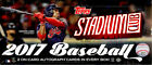 2017 Topps Stadium Club Baseball Hobby Box Sealed 16 Packs 8 Cards Each