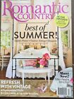 ROMANTIC COUNTRY Magazine 152 SUMMER Country Decorating Ideas Back Issue