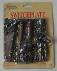 TOOLS DOUBLE SWITCH PLATE AMERICANA SCRAPBOOK