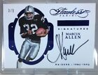 2016 Panini Flawless Legendary Signatures MARCUS ALLEN On-Card AUTO 3 5 Raiders