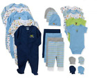 Baby Boy Clothes Lot Infant Shower Outfits Newborn Clothing 0 3 Months 21 Piece