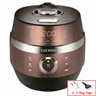 Cuckoo CRP-JHI0630FG IOT Electric Pressure Rice Cooker 220V Steamer 6 Persons