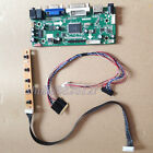 LCD Controller Board Monitor kit for 156 Panel LTN156HT01 101 HDMI + DVI + VGA